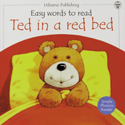 Ted In A Red Bed (Paperback)