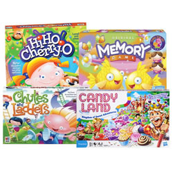 First Games Set (Set of 4)