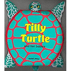 Tilly Turtle (Vinyl Book)