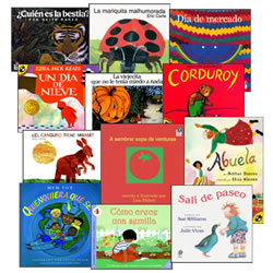 Classroom Favorites Library Book Set - Spanish (Set of 12)