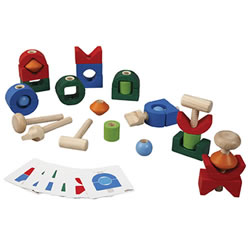 Eco Friendly Twisting Fine Motor Skill Set