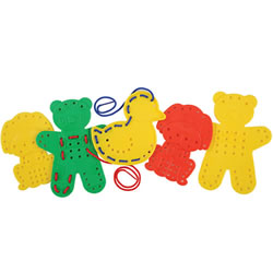 Animal Shape Sewing Templates