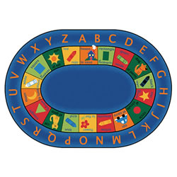 Bilingual Circletime Rug