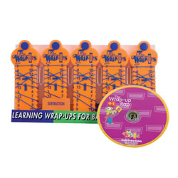 Learning Wrap-Ups Center Kit - Subtraction