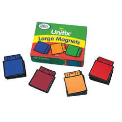 Large Unifix® Magnets