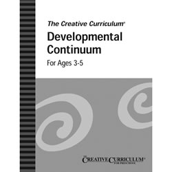 The Creative Curriculum® Development Continuum