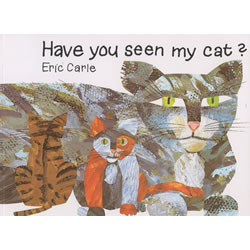 Have You Seen My Cat (Paperback)