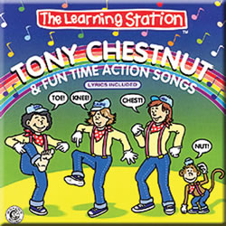 Tony Chestnut CD