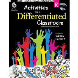 Activities for a Differentiated Classroom - Grade K