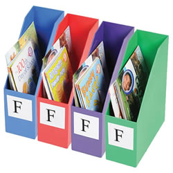 Leveled Library Set: Level F - Grade 1