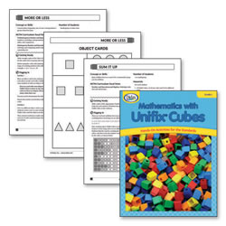 Mathematics with Unifix® Cubes - Hands-On Activities for the Standards - 1st