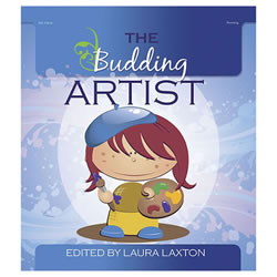 The Budding Artist - eBook