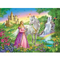 Princess Puzzle - 200 pieces