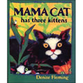 Mama Cat Has Three Kittens - Paperback