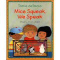 Mice Squeak We Speak (Paperback)