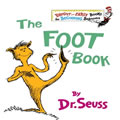 The Foot Book - Hardback