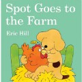 Spot Goes to the Farm - Board Book