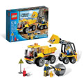 LEGO® City Loader and Tipper (4201)