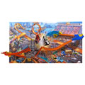 Hot Wheels® Mid Air Madness Wall Track Set