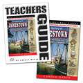 The Mystery at Jamestown & Teacher Guide Set