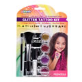 The Princess Glitter Tattoo Kit