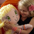 My Friend Huggles™ Doll - Lily