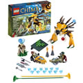 Lego Chima Ultimate Speedor Tournament (70115)