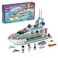 LEGO® Friends Dolphin Cruiser (41015)