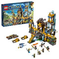 Lego Chima The Lion Chi Temple (70010)
