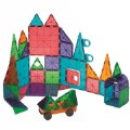 Magna-Tiles® Clear Colors 48 Piece Deluxe Set