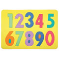 Wonderfoam® Magnetic Numerals Puzzle Set