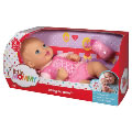 Little Mommy Baby So New Darling Dancer Doll