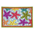 Jellybean Rug - Sensational Starfish © - Washable