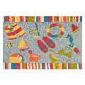 Jellybean Rug - Summer Fun  - Washable