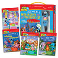 Hot Dots® Jr. Ace and Kat's Interactive Storybook Set