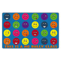 "No Bully Class 7'6"" x 12' Carpet"