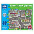 Giant Town Jigsaw Extra-Large Floor Puzzle Playmat