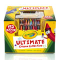 Crayola® Ultimate Crayon Case - Set of 152