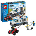 LEGO® City Police Prisoner Transporter (60043)
