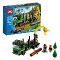 LEGO® City Great Vehicles Logging Truck (60059)