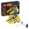 LEGO® Star Wars™ Jedi Interceptor (75038)