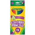 Crayola® 12-Pack Colored Pencils Classpack (12 boxes)