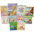 All About Preschoolers Book Sets (Set of 10 Books Each Set)