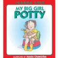 My Big Girl Potty - Hardback