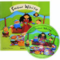 Snow White and the Seven Drawfs - Paperback & CD
