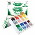Crayola® Classic Colors Washable Markers Classpack (200 count, 8 colors)