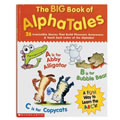Big Book Of Alpha Tales and Audio CD