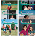 Character Education Book Set (Set of 6)