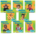 Our World Book Set (Set of 8)