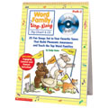 Word Family Sing Along Flip Chart & CD